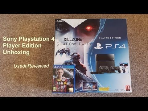 PS4 (Sony Playstation 4) Player Edition / Gamer Edition / Mega Bundle Pack (PS4 Unboxing) Buy your PS4, games and accessories here (UK) …   									source  	  #coupon_contentborder:dashed 1px #0dae18;background-color:#fff;width:160px;height:245px; 	   ...Read More