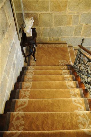 Escalera Pazo de Señorans