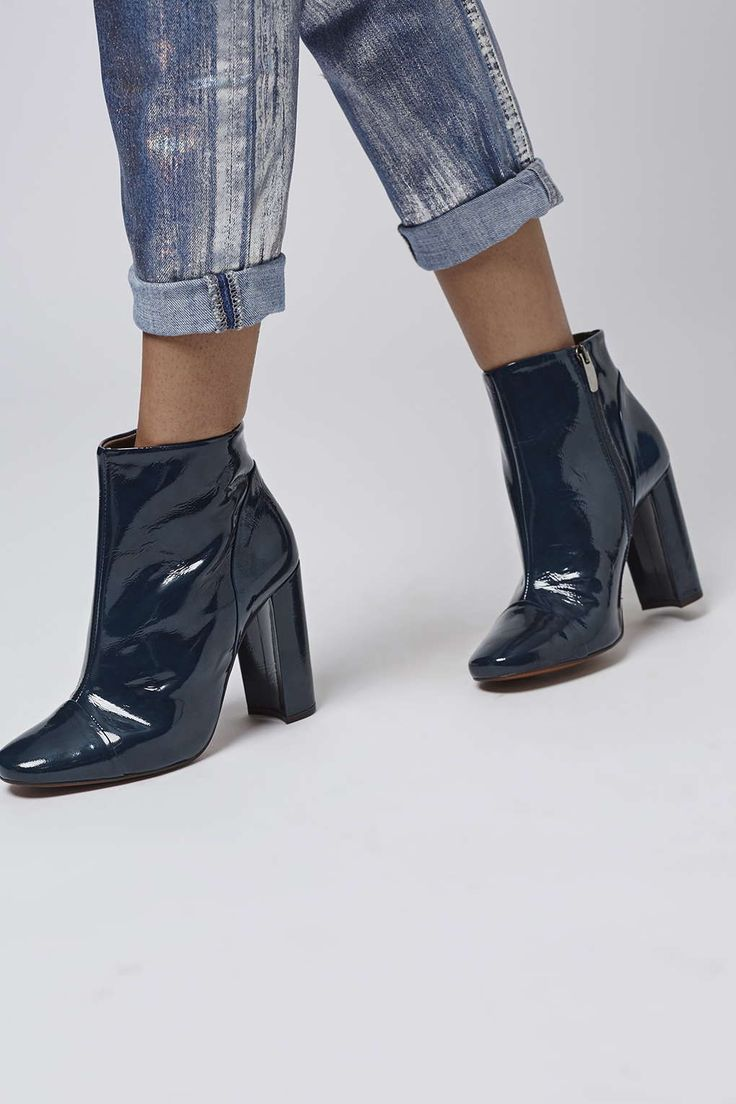 Photo 2 of HAYLEY Patent Anlke Boots