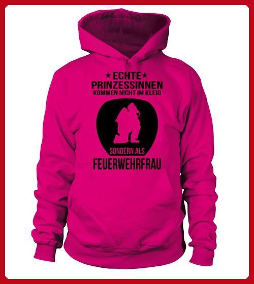Prinzessin Feuerwehr Frau - Prinzessin shirts (*Partner-Link)