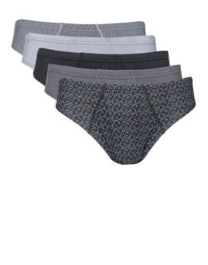 Cotton Hipsters 5-pack