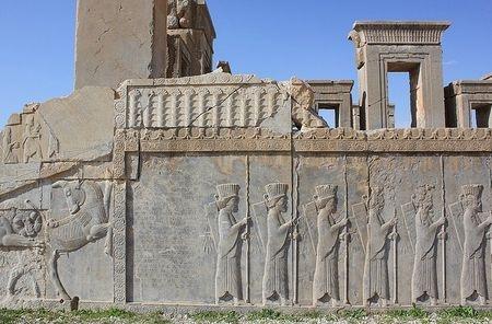 Persepolis. Fars Province, Iran