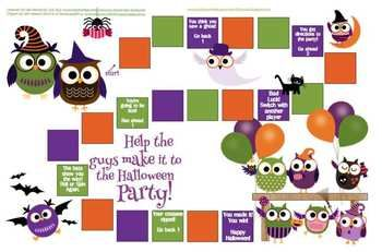 HALLOWEEN TRIVIA & GAMES ! Great for language,articulation and fluency therapy!