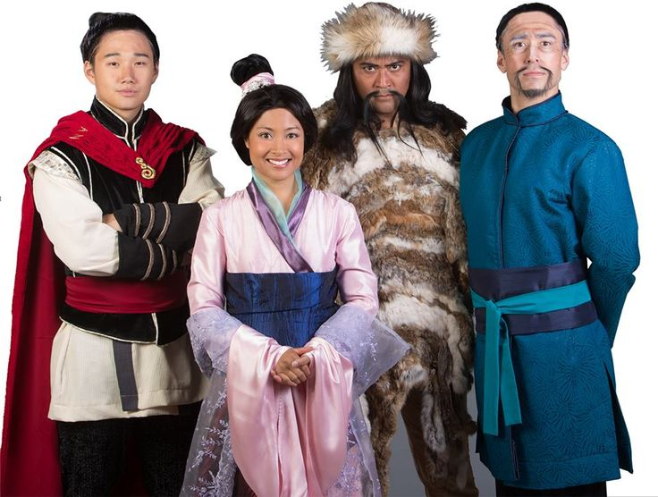 IVINS — Disney's Mulan, with music and lyrics by Matthew Wilder and David Zippel, Stephen Schwartz, Jeanine Tesori and Alexa Junge, and a book adaptation from the animated film of the same name by Patricia Cotter, has taken the form of a stage ada...
