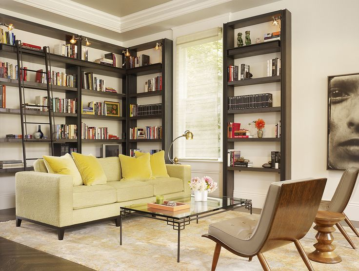 Decorating Ideas For Bookshelves In Living Room 86 best library ladders and bookshelves images on pinterest