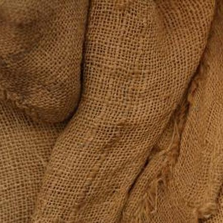 How to cover your walls in burlap fabric | SF Gates