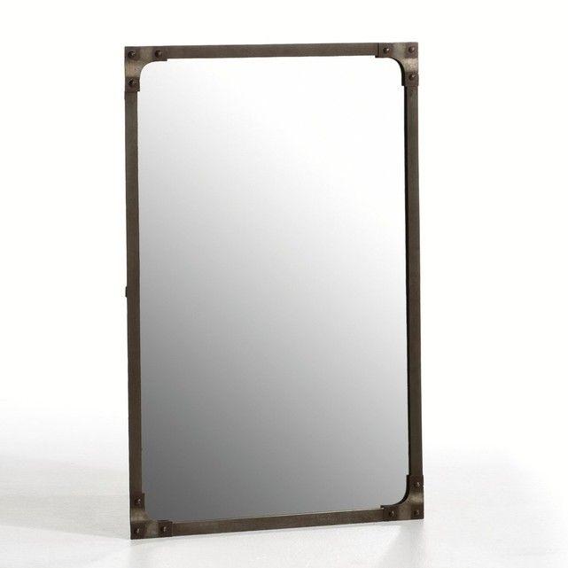 20 beste idee n over muur spiegels op pinterest - Metalen spiegel ...