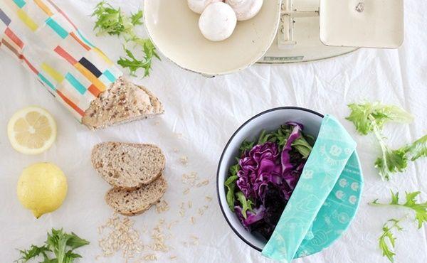 Tassie brand brings eco-friendly food wrap to the mainland | kitchen storage | ecofriendly home | food storage