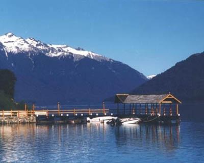 San Martín de los Andes, Argentina (Lago Lacar)