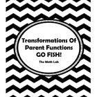 Bring back the childhood game of Go Fish! Practice or review transformations of parent functions with your students in a way they will never forget. The Math Lab