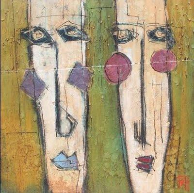 Tar Paper - Rickie Higgins Art