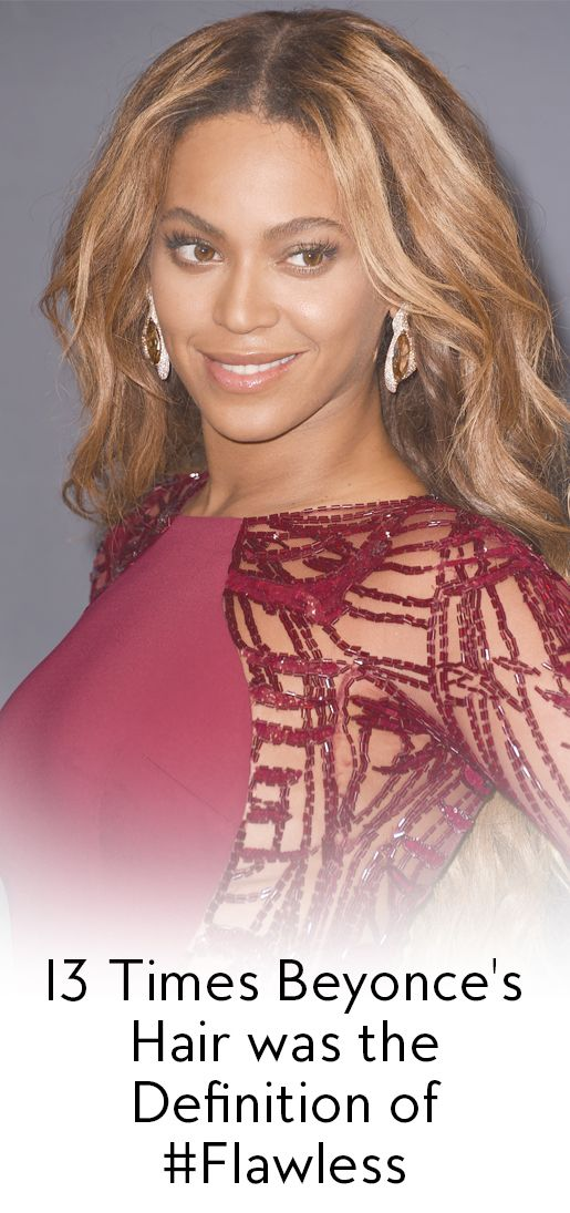 They don't call her Queen Bey for nothing. We've rounded up Beyoncé's most memorable hairstyles.