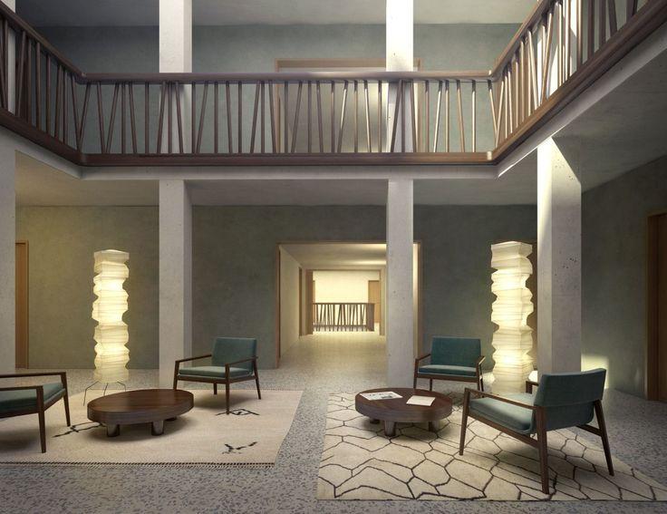 miller und maranta architekten / neue hotel schiff, rheinfelden