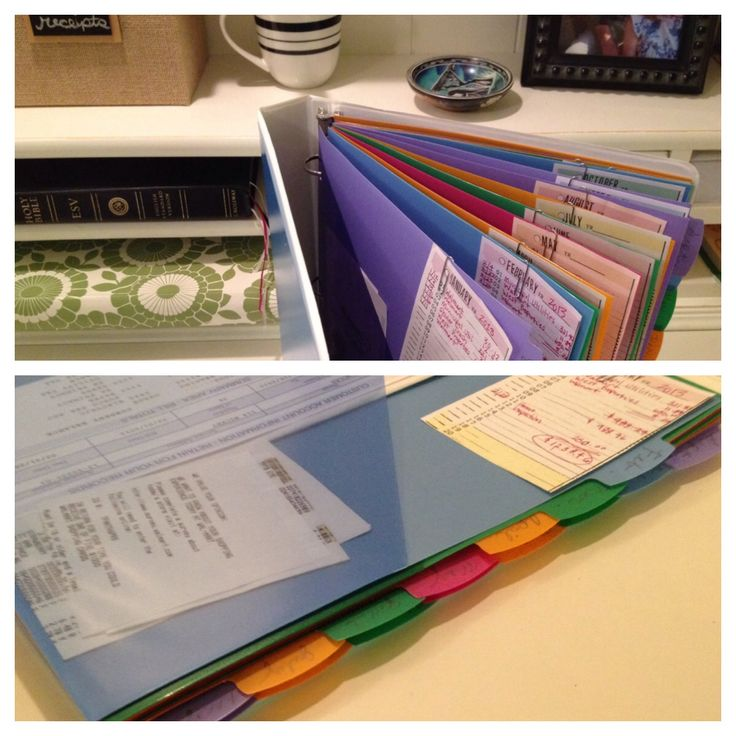 My housing allowance binder.  I used tabbed pocket dividers for each month.  Paid bills and housing receipts go in the pockets.  Then I use these lovely 4x6 cards by @Amanda Snelson Hawkins to record expenses.   Find them here: http://ahhh-design.com/4x6-monthly-weekly-meeting-diy-planner-templates/.  This is a must-do for our taxes.