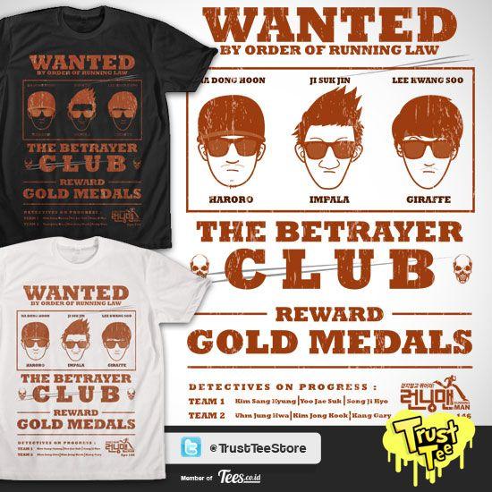 Betrayer Club Oleh TrustTee