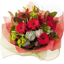 Get well flowers: 'Winter'