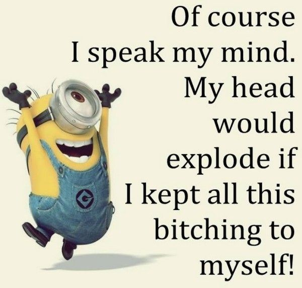 Funny minions photos with captions of the hour (08:55:29 PM, Monday 29, June 2015 PDT) – 10 pics