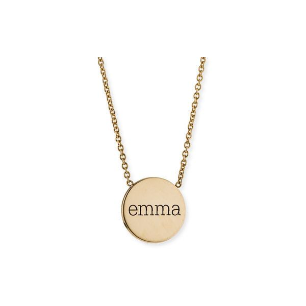 Zoe Chicco Personalized Disc Pendant Necklace (17,415 PHP) ❤ liked on Polyvore featuring jewelry, necklaces, yellow gold, initial pendant necklace, white gold initial necklace, round pendant necklace, white gold chain necklace and rose pendant necklace