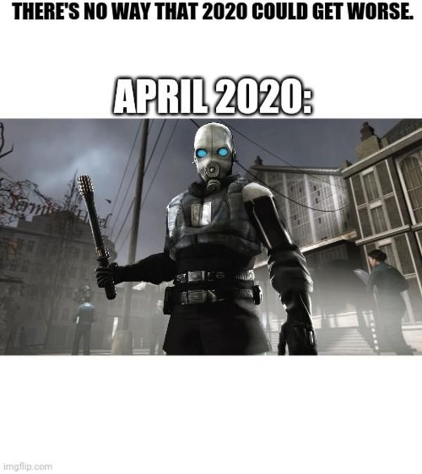 Combine Takeover 2020 Can T Get Any Worse Geek Humor Memes Best Memes