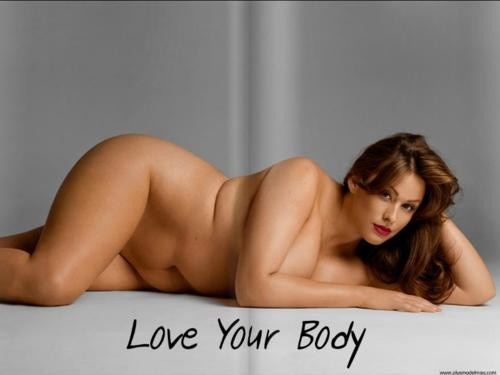 Love Your Body - Curves and all! #HAES #BodyLoveProject #BodyLoveTips