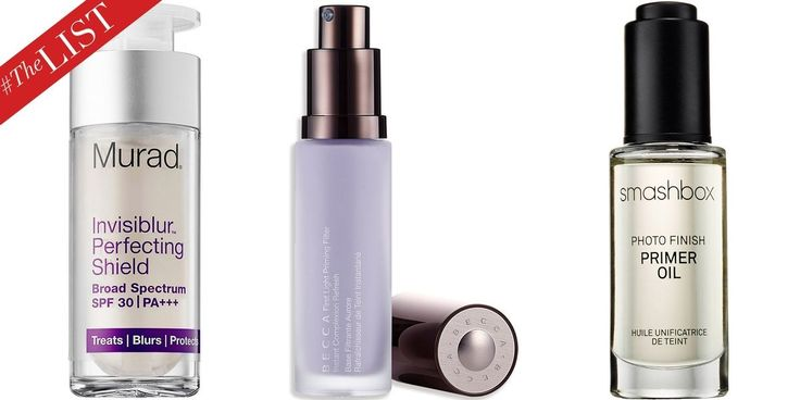 These are the best foundation primers on the planet.