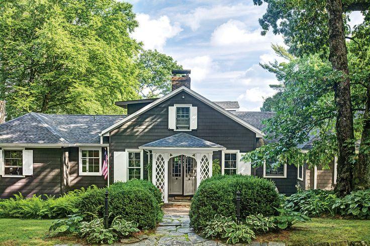 Charming Home Exteriors. Norman D. Askins Highlands Cottage Exterior