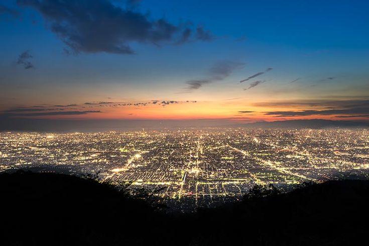 大阪 関西の夜景スポット15選 デート向けから工場夜景まで 楽天トラベル 2021 大阪 夜景 風景 夜景