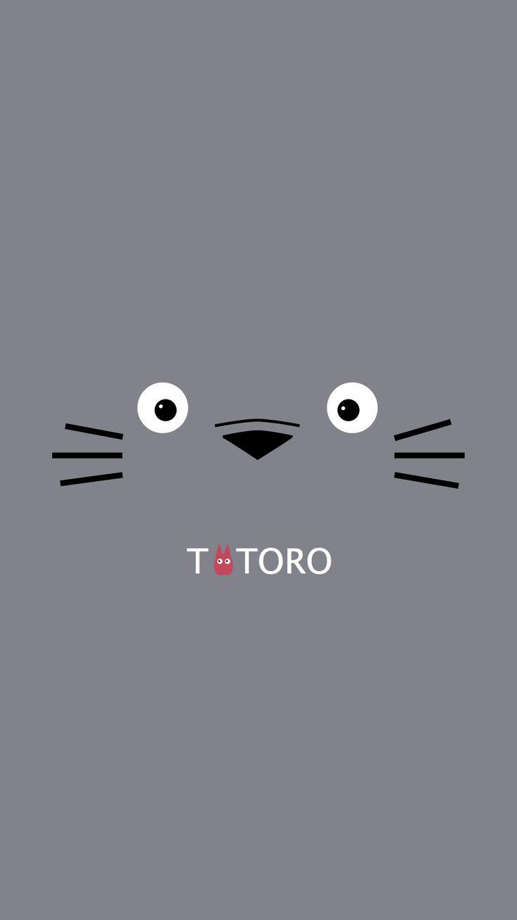 Wallpaper iphone totoro - Totoro Iphone Wallpaper Cartoon Walls Funds