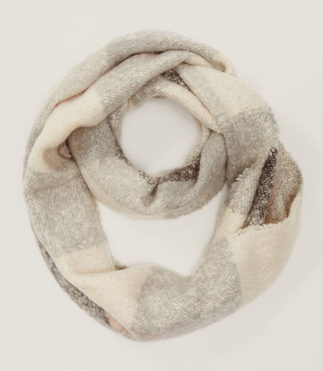 Thumbnail Image of Primary Image of Plaid Infinity Scarf