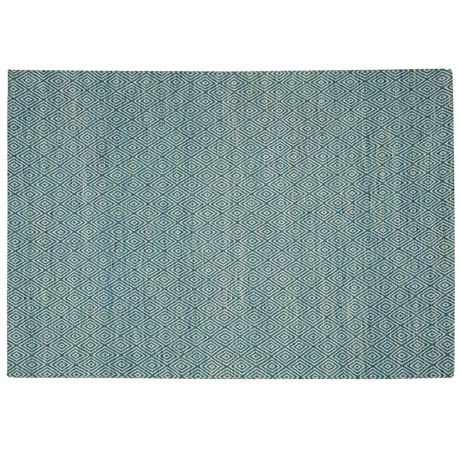 Addison Floor Rug 160x230cm  Teal