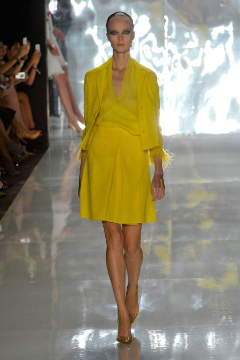 Chado Ralph Rucci Spring 2013 Ready-to-Wear Collection