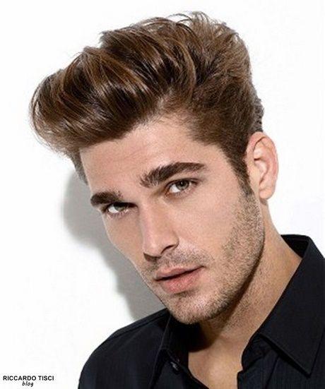 Modische Herren Frisuren Kurz Haarschnitt Mannerfrisuren