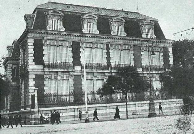 Monumentos O Edificios Importantes Desaparecidos En España Página 11 Fotos Antiguas Madrid Palacios Foto Madrid