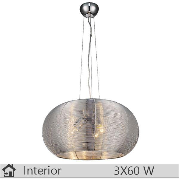Lustra iluminat decorativ interior Rabalux, gama Meda, model 2884