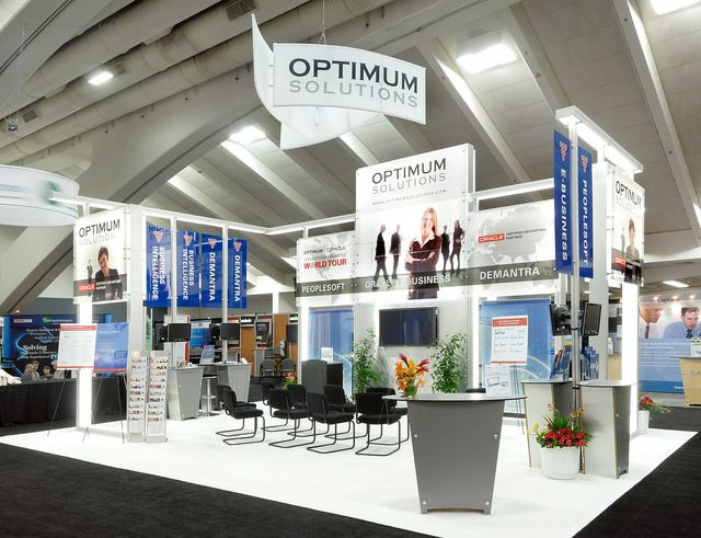 Exhibition Stand Design Software : Optimum solutions technology and software exhibition