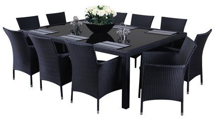 Merveilleux From Segals Outdoor Furniture Perth · Portman 10 Seater