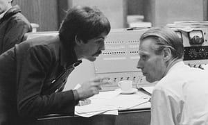 Paul McCartney discusses his relationship with George Martin - video | Music | The Guardian