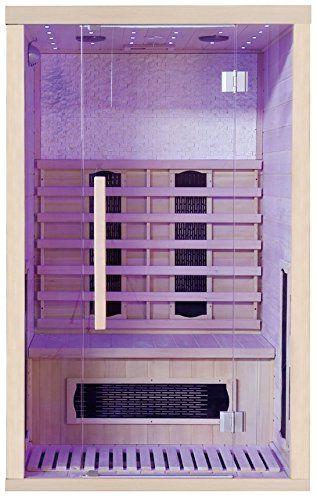 Die besten 25+ Infrarotsauna Ideen auf Pinterest Infrarot sauna - spülbecken küche günstig