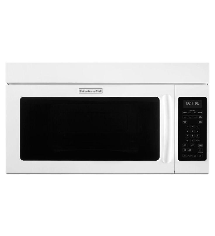 Superb KHMS2040   KitchenAid® 30u0027u0027, 1000 Watt Microwave Hood Combination