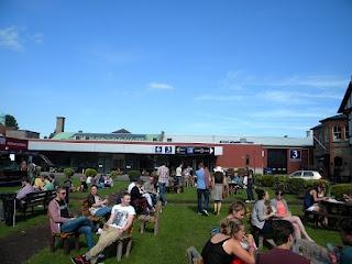 Irish beer fest 2012