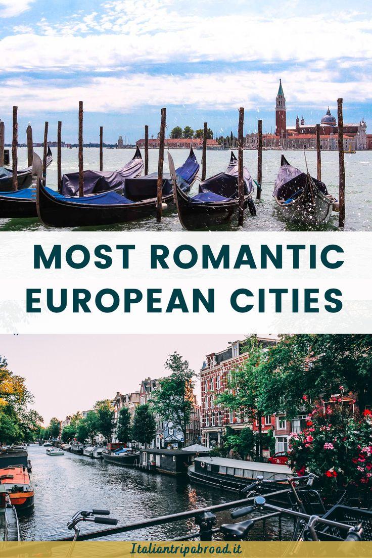 Most romantic European cities