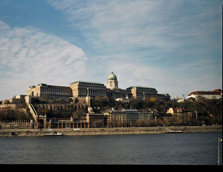 Buda castle / Budai vár