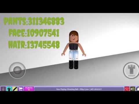 Roblox Clothes Codes Girl Related