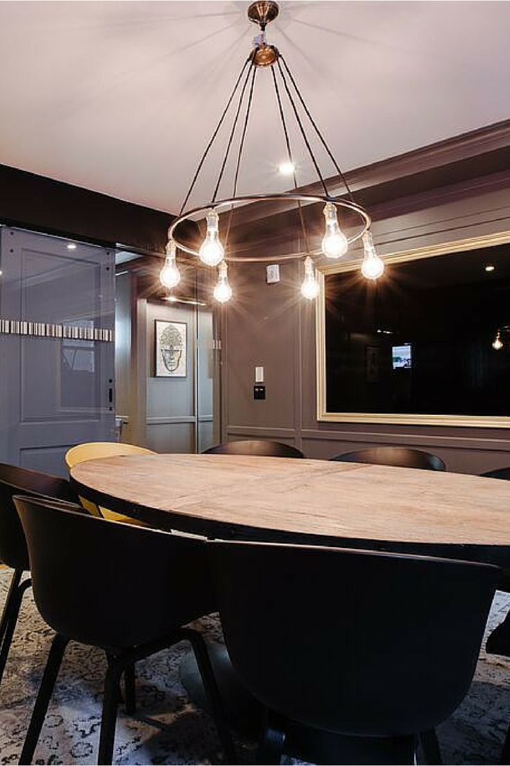 Conference Room Lighting Design: 58 Best Bright Ideas: Lighting At WeWork Images On