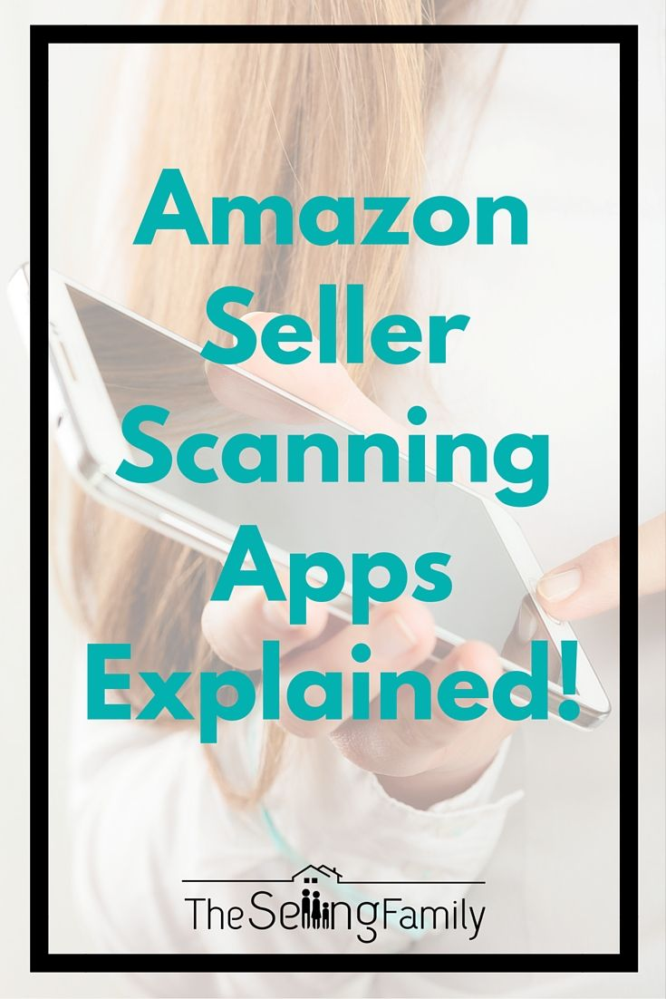 Every Amazon Seller needs a scanning app to find profitable inventory to resell.  But how do you do that in the store?   WIth a scanning app :)    This post will explain exactly what a scanning app does and how it works.    Plus we share the pro's and con's of the three different apps we have used over the years.