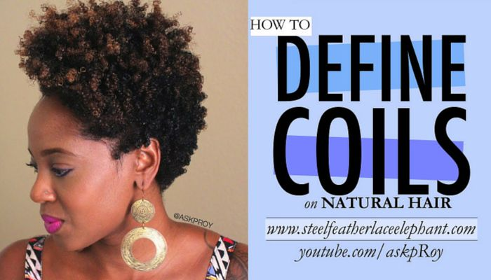 How to Define a TWA on 4C Hair