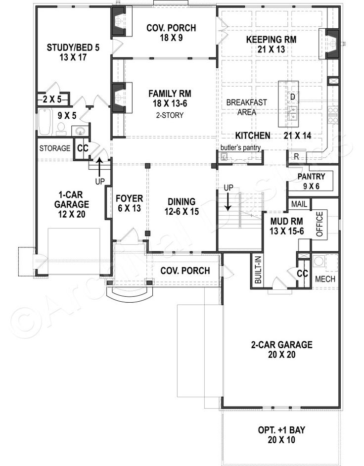 Best 25 4000 sq ft house plans ideas on pinterest one for Best selling floor plans