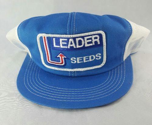 Leader Seeds Hat Vintage Mesh Snapback K Products Rare!!!  06d61136c49