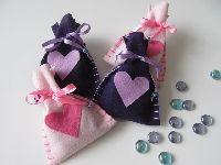 Nişan İkramı, Şık El Yapımı Keselerde Mis Kokulu Lavanta / hediye - sevgiliye hediye - kişiye özel hediye - bebek hediye - hediye sepeti