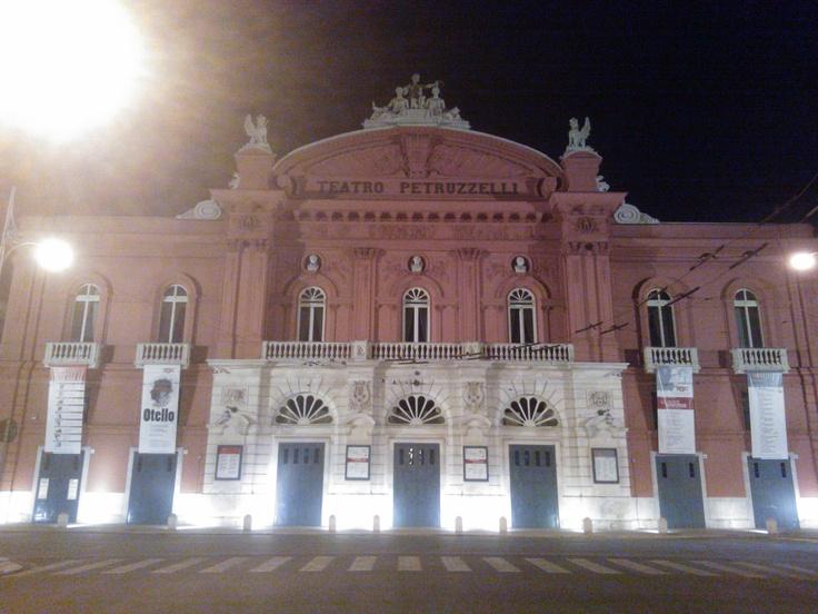 Teatro Petruzzelli #visitbari © visitbari A.P.